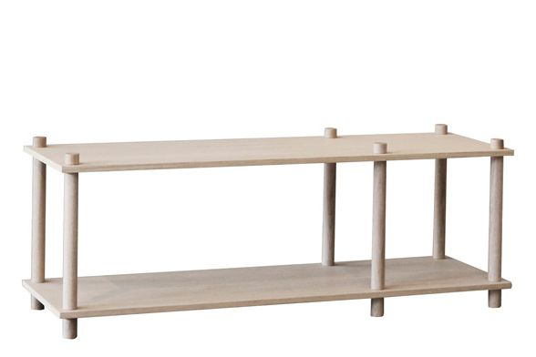 Elevate shelving system 1 by WOUD