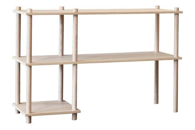 Elevate shelving system 2 by WOUD