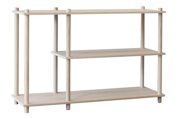 Elevate shelving system 3 by WOUD