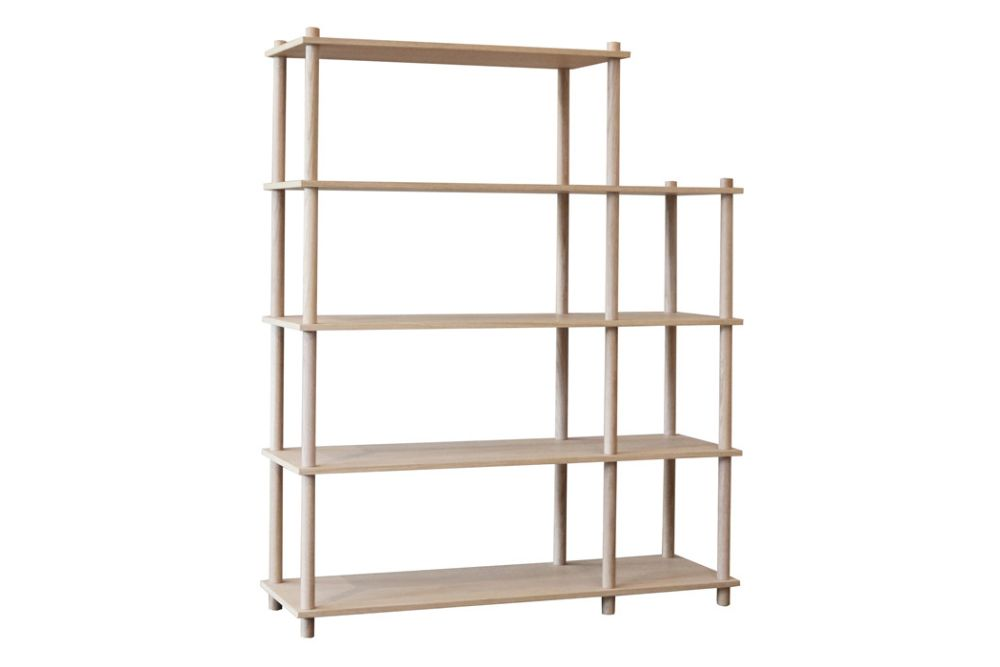 Elevate shelving system 4 by WOUD