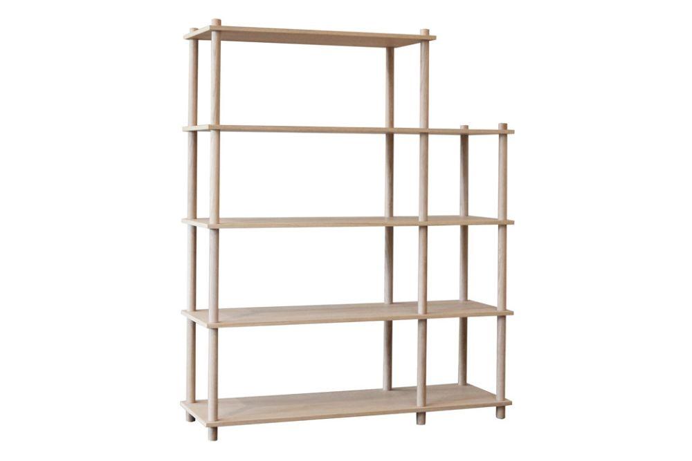 Matt lacquer treated oak veneer,WOUD,Bookcases & Shelves,furniture,shelf,shelving
