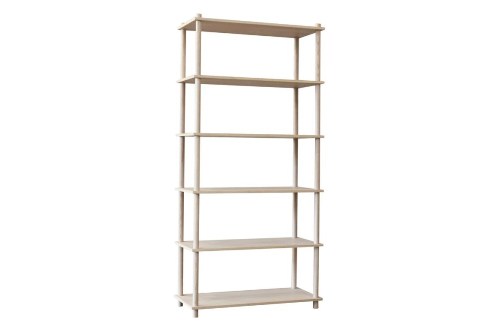 Elevate shelving system 5 by WOUD
