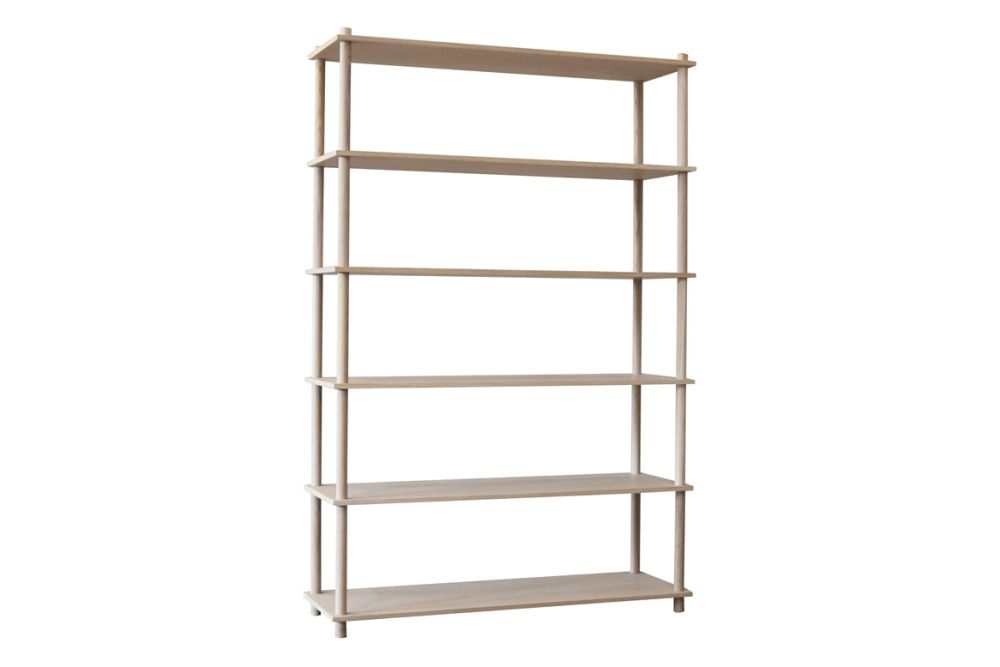 Elevate shelving system 6 by WOUD