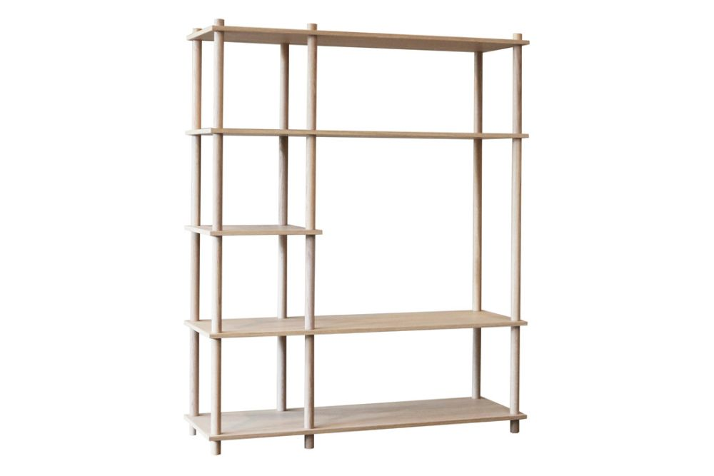 Elevate shelving system 7 by WOUD
