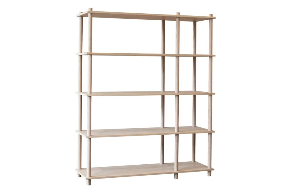 Elevate shelving system 9 by WOUD