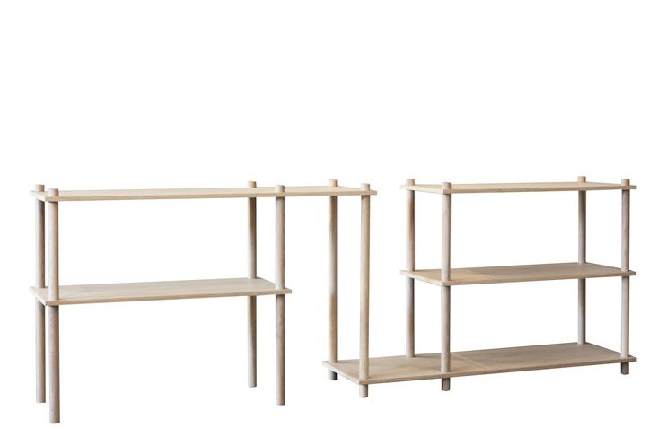Elevate shelving system 10 by WOUD