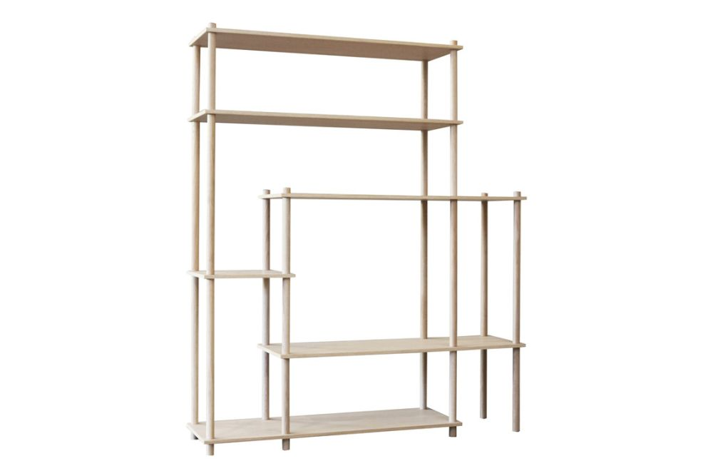 Elevate shelving system 11 by WOUD
