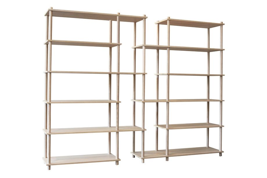 Elevate shelving system 12 by WOUD