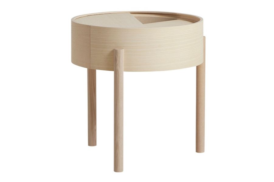 Astonishing Arc Side Table By Julie Begtrup And Ditte Vad Uwap Interior Chair Design Uwaporg