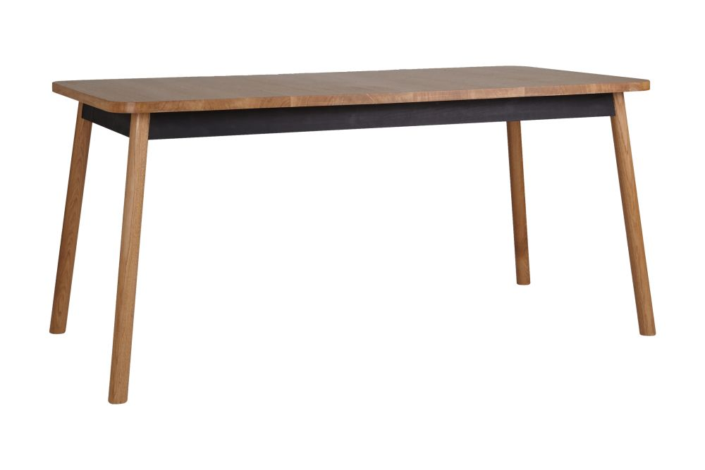 Semley Fixed Dining Table by Another Country