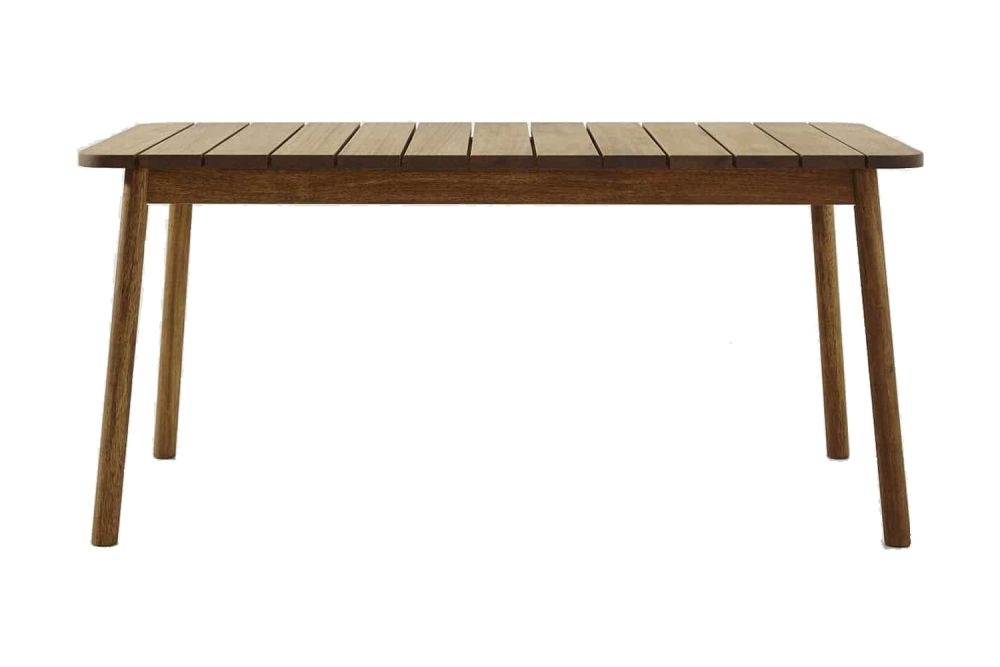 Another Country,Dining Tables,desk,furniture,line,outdoor furniture,outdoor table,rectangle,table,wood,wood stain