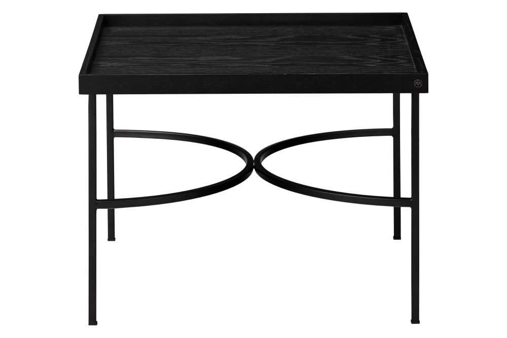WalnutTop/Black Base,AYTM,Coffee & Side Tables,end table,furniture,outdoor furniture,outdoor table,rectangle,sofa tables,table