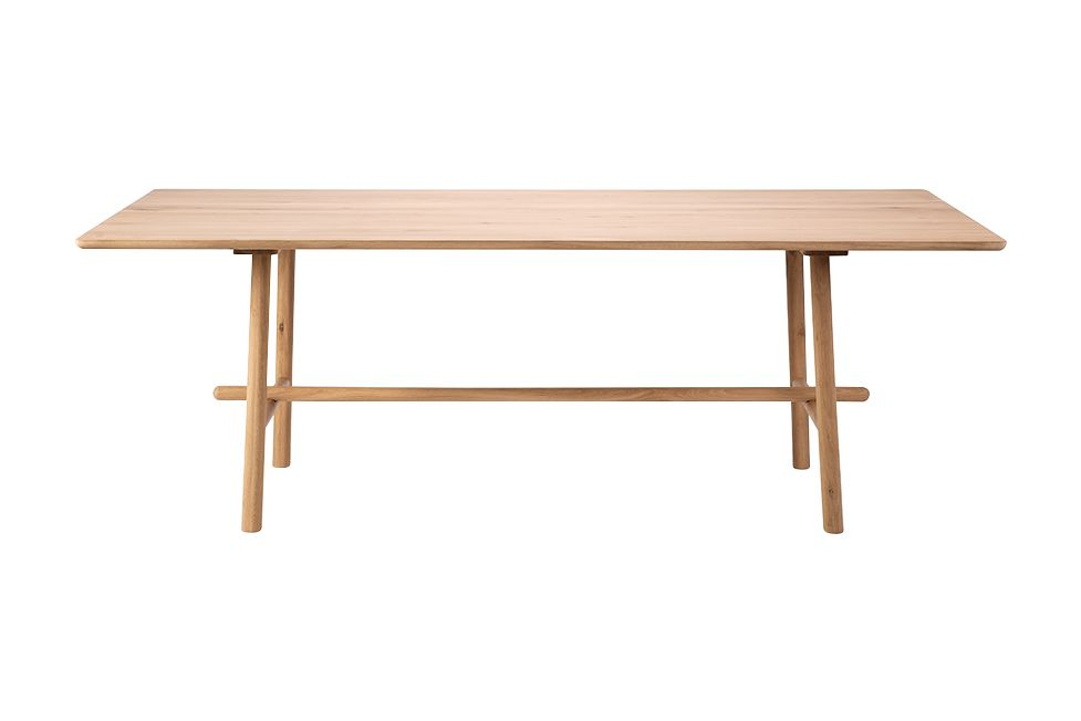 Profile Dining Table by Ethnicraft