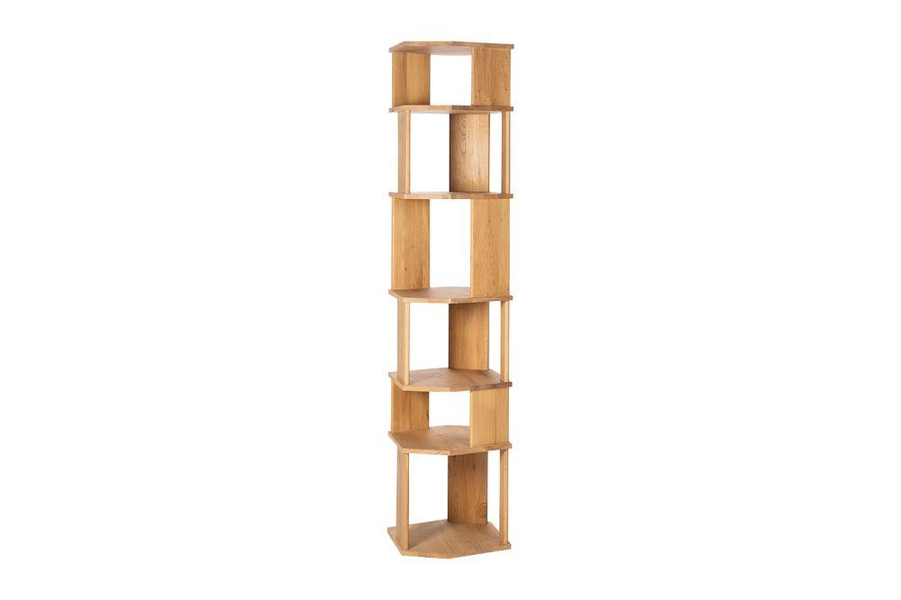 Ethnicraft,Bookcases & Shelves,beige,furniture,shelf,shelving