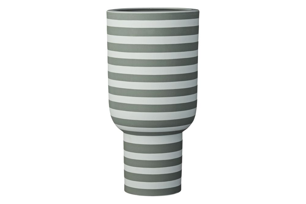 Varia Sculptural Vase 3 - Set of 2 by AYTM