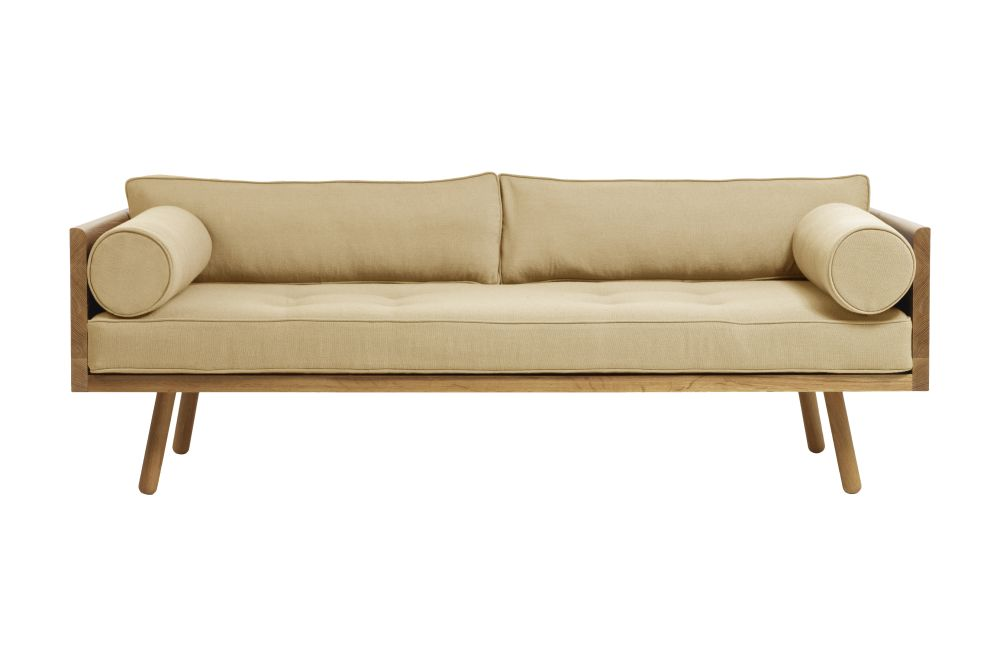 Main Line Flax Bethnal MLF25,Another Country,Sofas,beige,couch,furniture,outdoor sofa,sofa bed,studio couch
