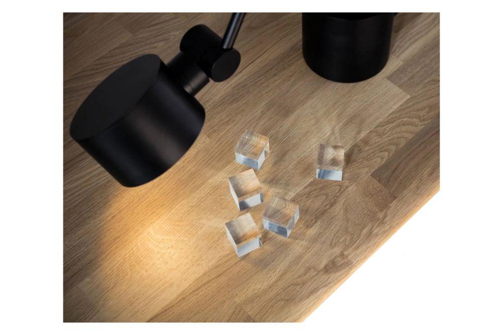 Fumed Oak,Tom Dixon,Tables & Desks,hardwood,lighting,table,wood