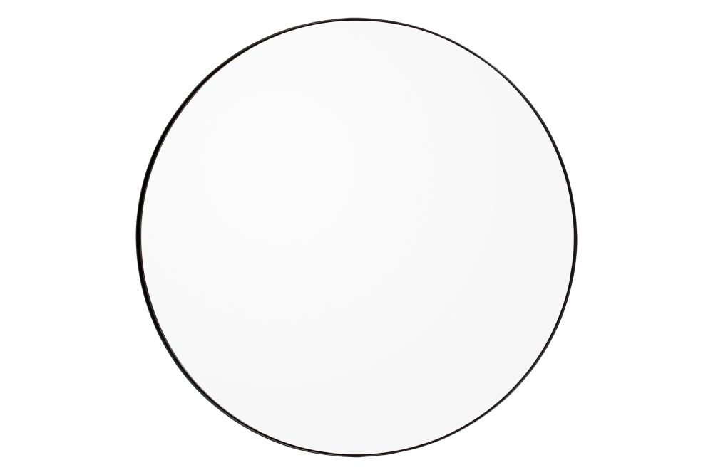 Clear & Black, Large,AYTM,Mirrors,circle