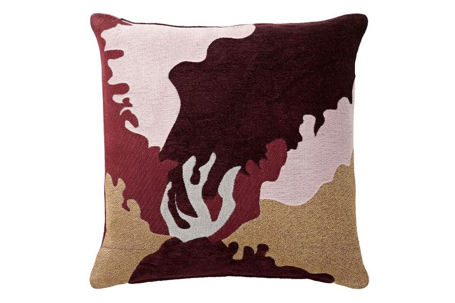 AYTM,Cushions,beige,brown,cushion,furniture,home accessories,leaf,linens,maroon,pillow,textile,throw pillow