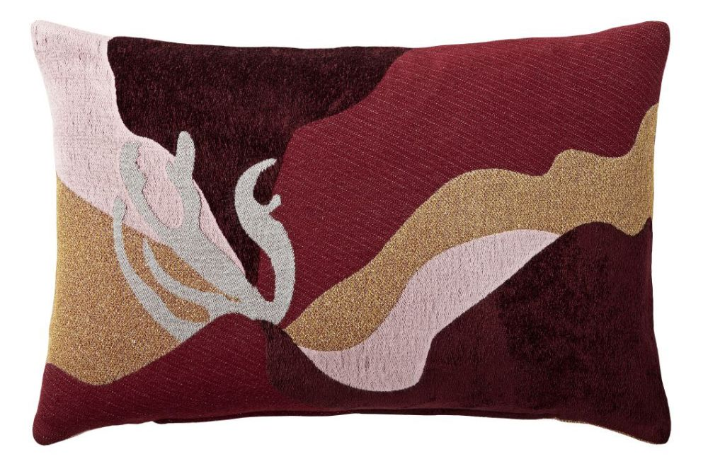 AYTM,Cushions,brown,cushion,furniture,home accessories,linens,maroon,pillow,purple,rectangle,red,textile,throw pillow