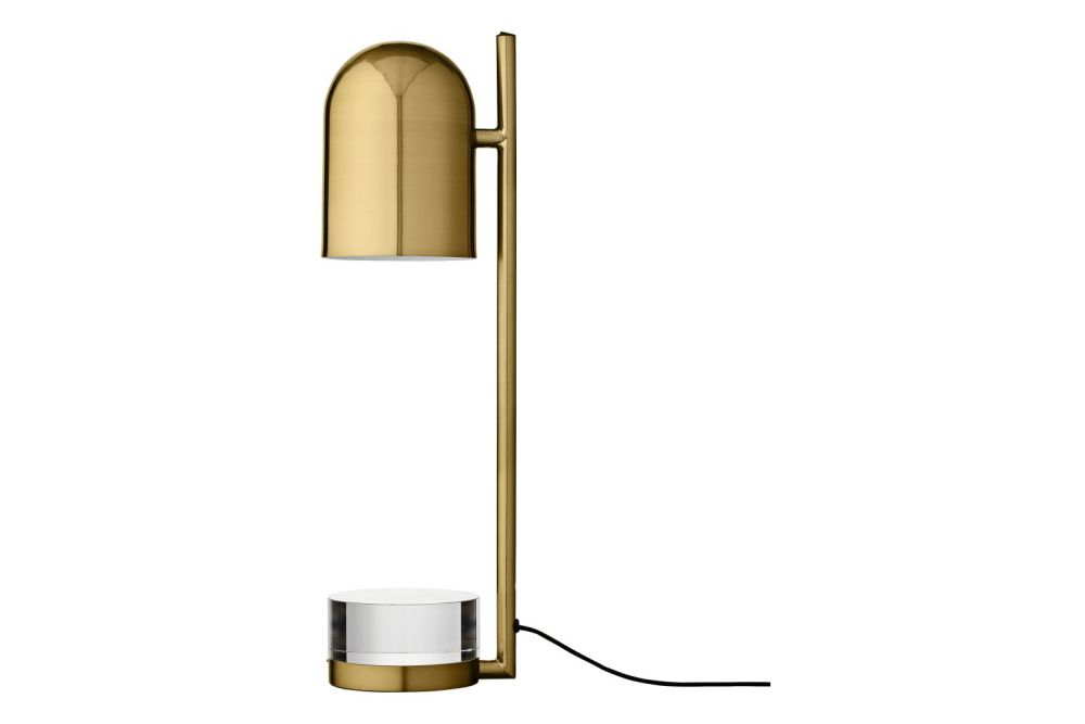Black/Clear,AYTM,Table Lamps,brass
