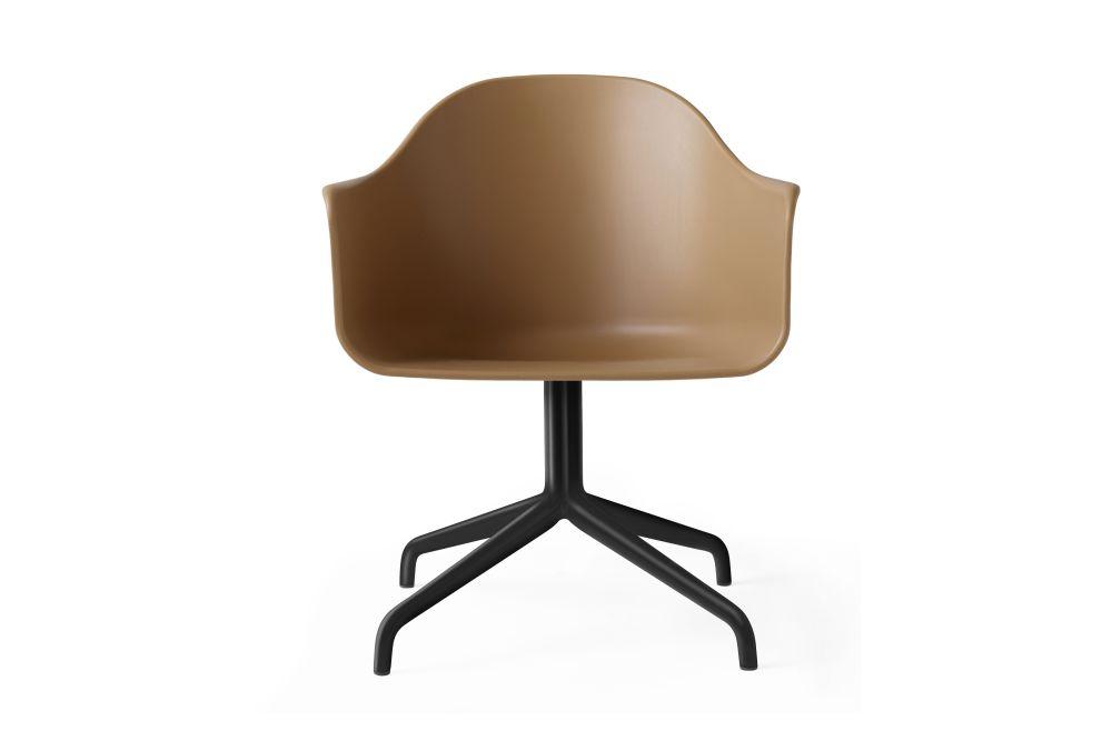 Plastic Khaki / Metal Black,MENU,Office Chairs,beige,brown,chair,furniture,office chair,tan