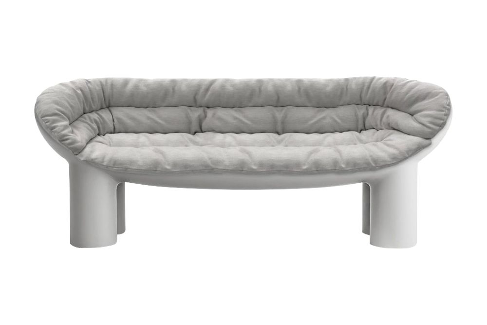 Roly Poly Sofa with Cushions by Driade