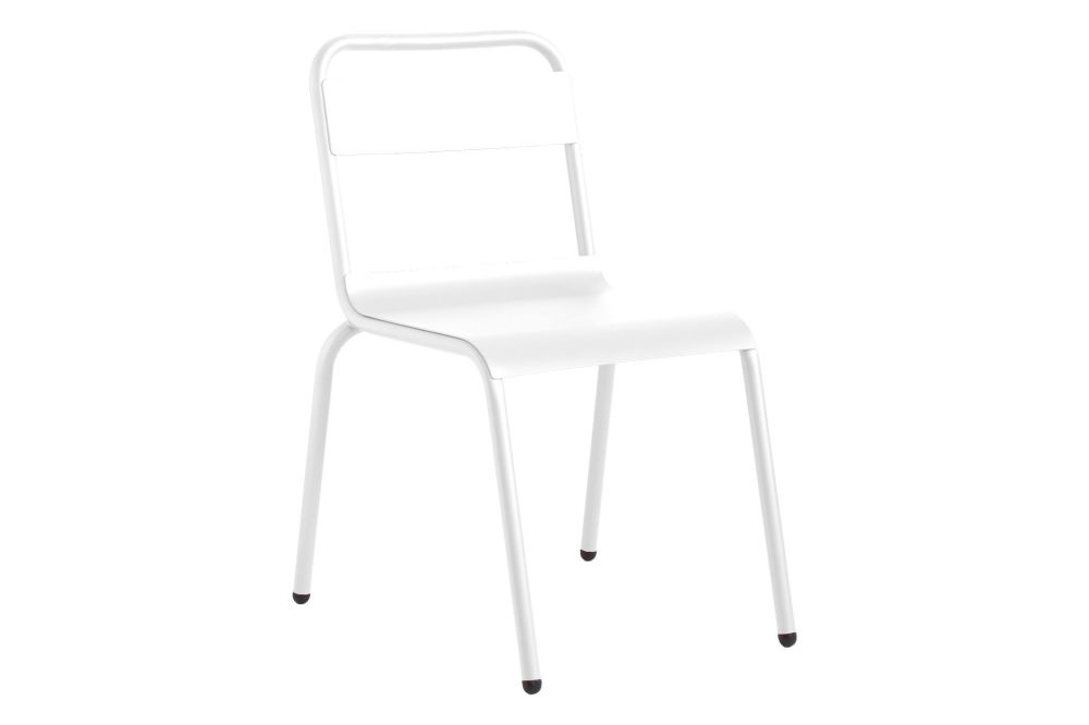 RAL 9016 Ibiza White,iSiMAR,Dining Chairs,chair,furniture,white