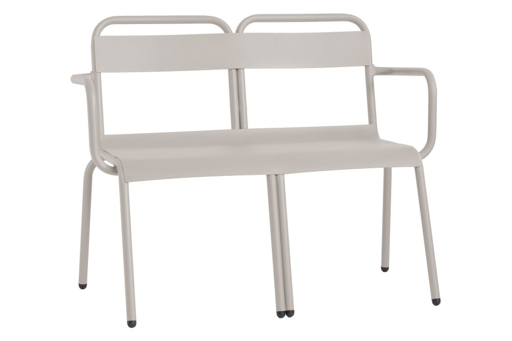 Biarritz Bench Set of 2 by iSiMAR
