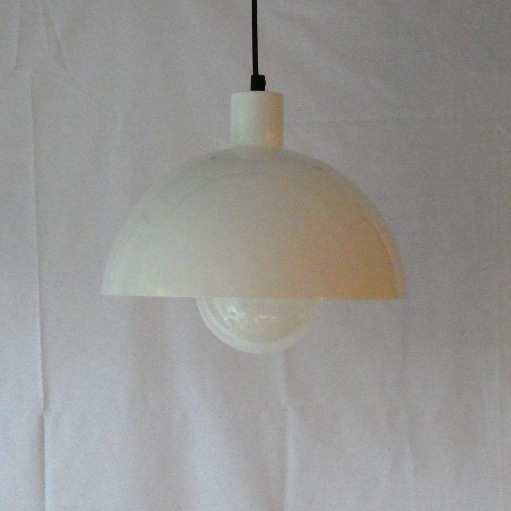 Marianne Pendant - Orange,John Hollington Design,Pendant Lights,ceiling,ceiling fixture,lamp,lampshade,light,light fixture,lighting,lighting accessory,white