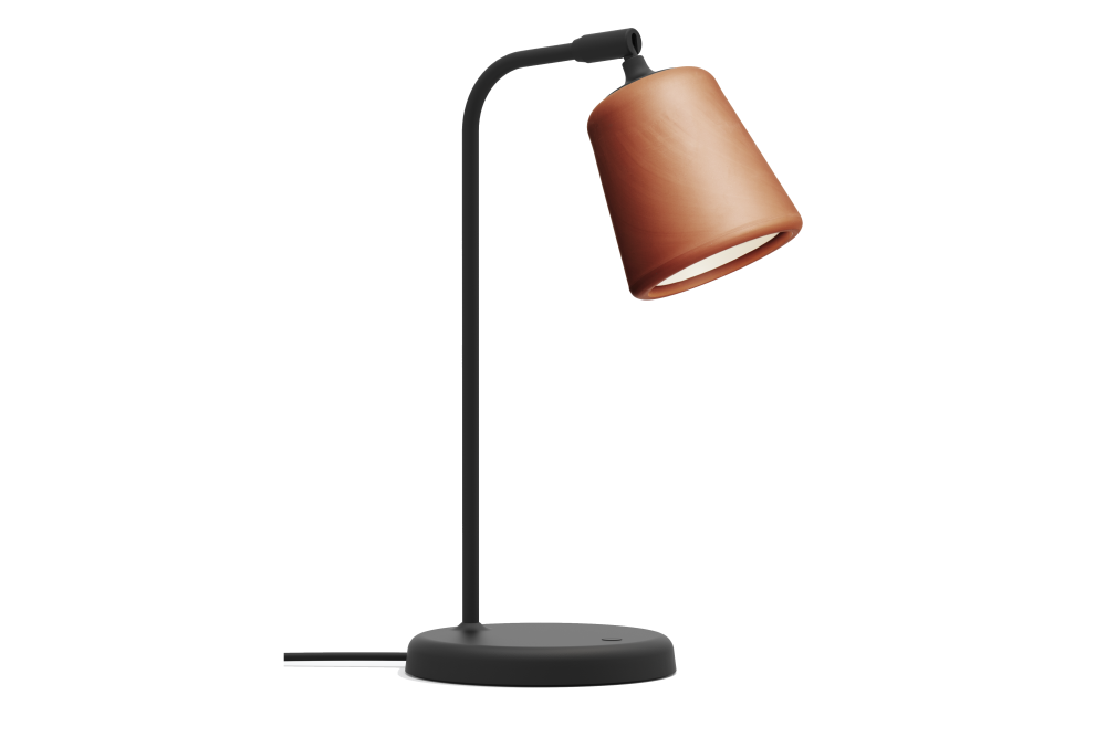 Material Table Lamp by New Works