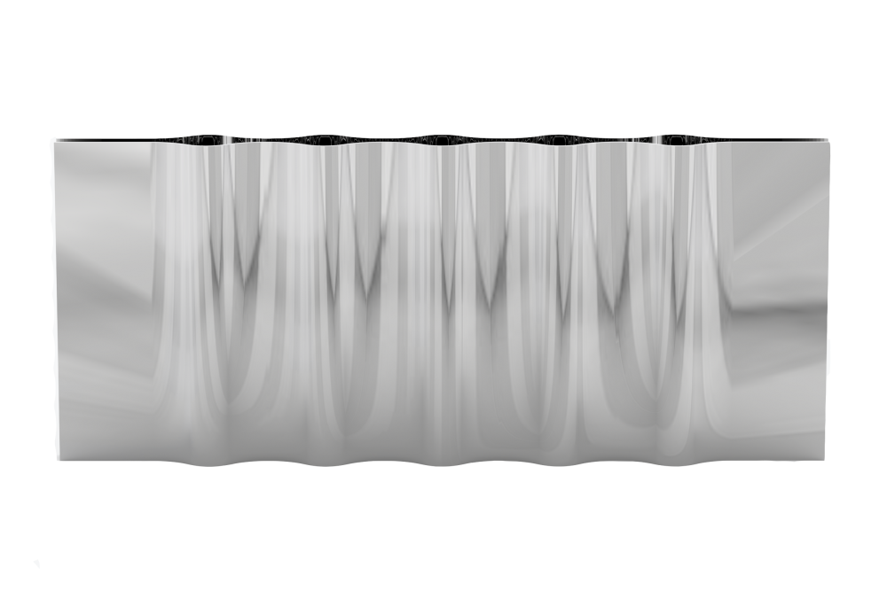 Ripply Candle Holder - Set of 6 by New Works