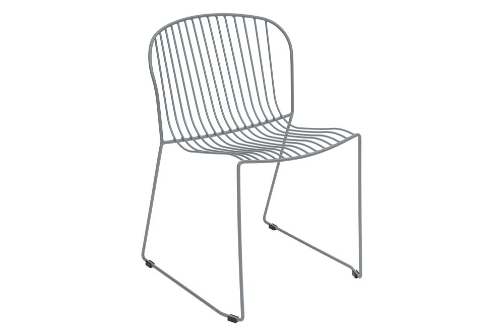 RAL 9016 Ibiza White,iSiMAR,Dining Chairs,chair,furniture,line