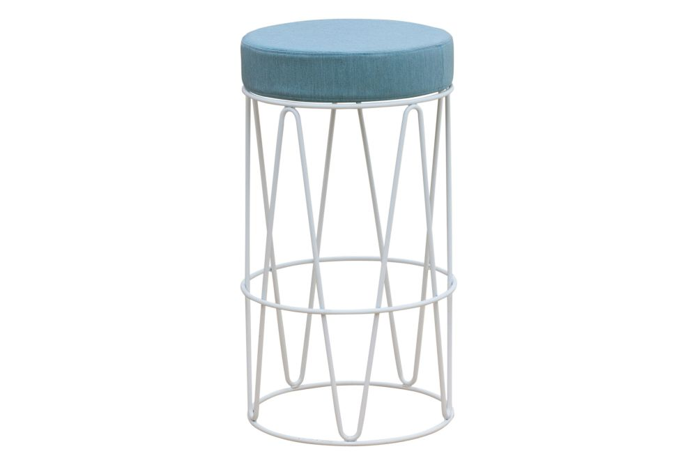 RAL 9016 Ibiza White, Panama 3657 Onyx,iSiMAR,Stools,bar stool,furniture,stool,table