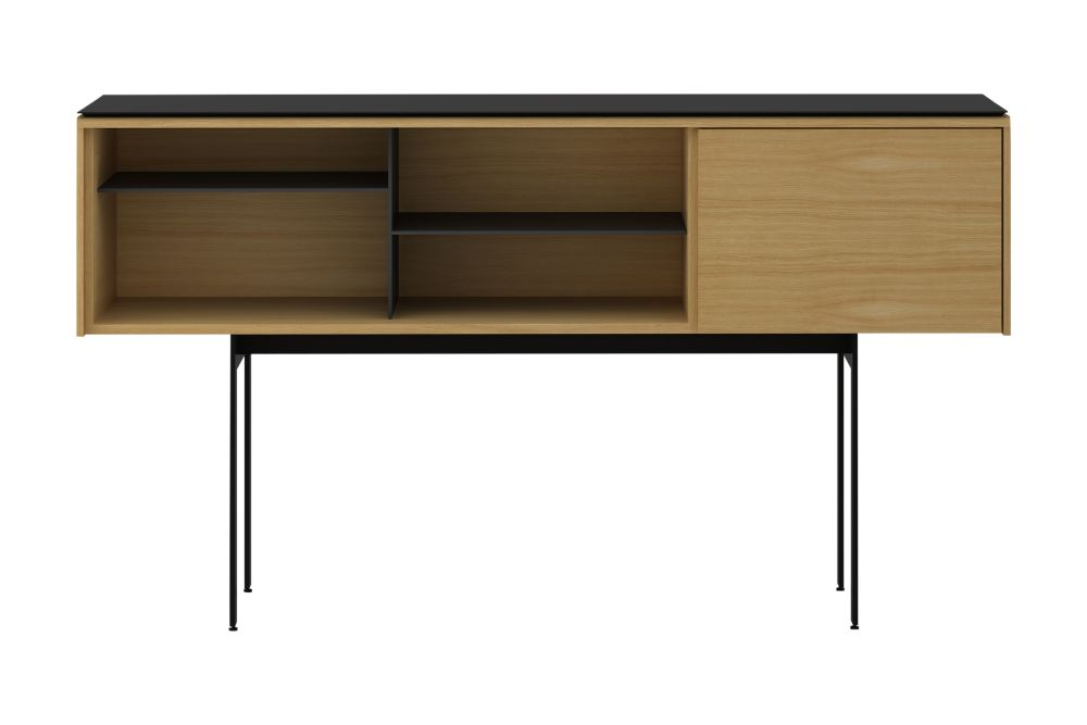 Malmo������������������ MLM311 Sideboard  with Top Panel by Punt