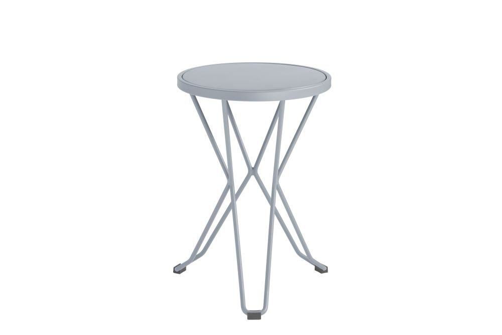 RAL 9016 Ibiza White,iSiMAR,Stools,coffee table,end table,furniture,outdoor table,stool,table