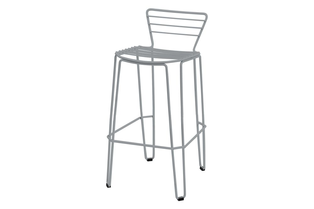 76, RAL 9016 Ibiza White,iSiMAR,Stools,bar stool,chair,furniture,stool,table