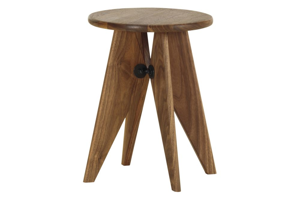 70 Natural oiled solid oak,Vitra,Stools,bar stool,furniture,stool,table,wood