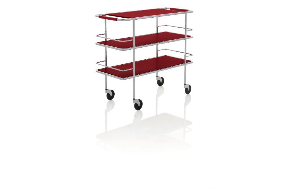 White Matt 890 RAL 9016, White 00105, White 00105,Lammhults,Trolleys,furniture,product,shelf,shelving