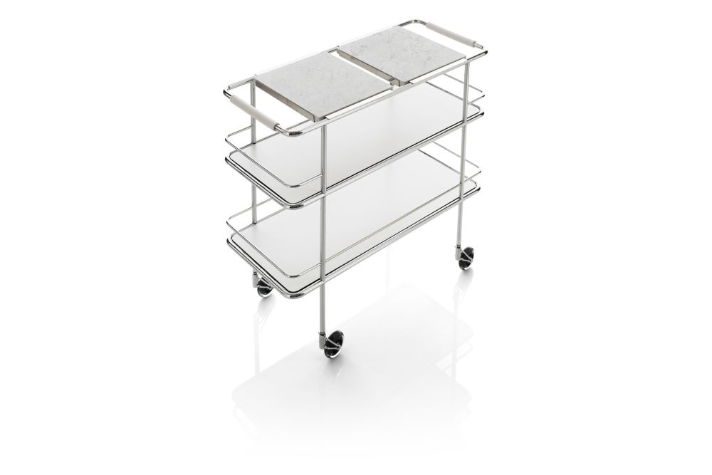 White Matt 890 RAL 9016, White NCS 0502-G50Y, White 00105,Lammhults,Trolleys,furniture,shelf,shelving,table