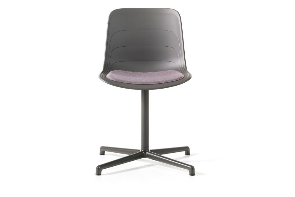 White/Grey 895 RAL 9002, Divina 3 224,Lammhults,Conference Chairs,chair,furniture,material property,office chair,product,violet