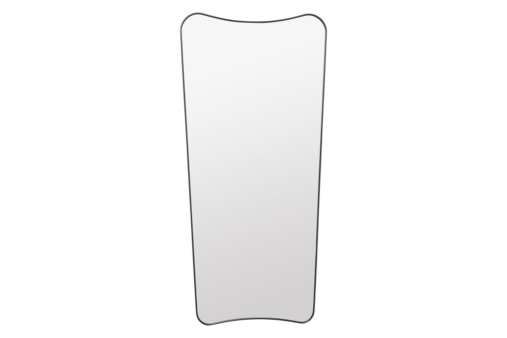 Black Brass, Large,GUBI,Mirrors,mobile phone accessories,rectangle