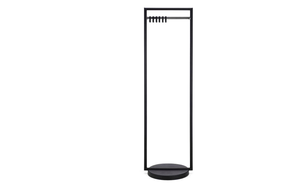 Black 800 RAL 9005, White Matt 890 RAL 9016, Black Polyamide, Natural, 75cm,Lammhults,Coat Stands,line