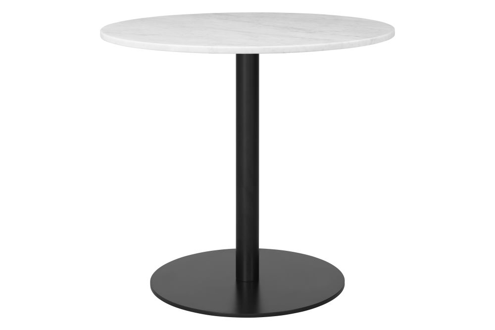 Gubi 1.0 Round Dining Table by Gubi