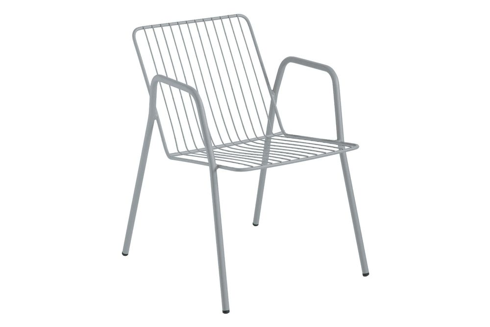 RAL 9016 Ibiza White,iSiMAR,Dining Chairs,chair,furniture,line,outdoor furniture