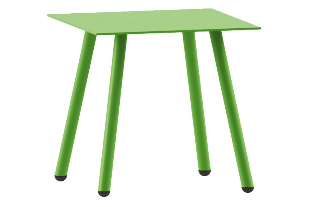 60 x 60 x 50, RAL 9016 Ibiza White,iSiMAR,Tables & Desks,end table,furniture,green,outdoor furniture,outdoor table,stool,table