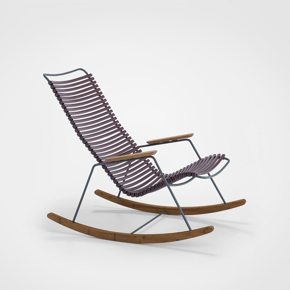 Black,HOUE,Outdoor Chairs,chair,furniture,rocking chair