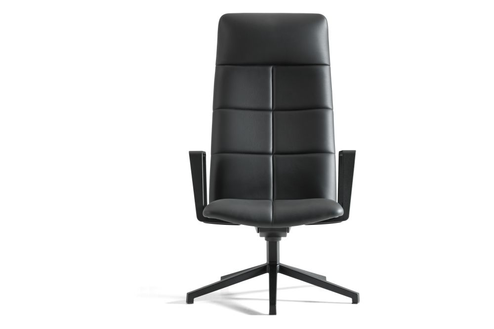 FA-01 401 04 [99991], Graphite 875 NCS S8000-N,Lammhults,Conference Chairs,chair,furniture,leather,office chair