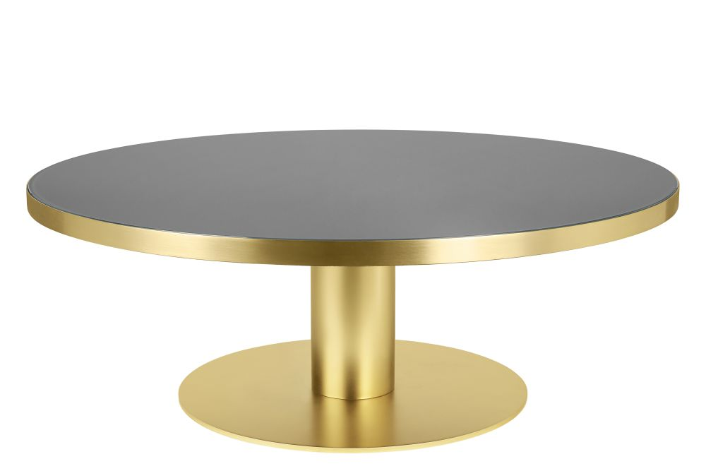 Gubi 20 Round Coffee Table From Gubi
