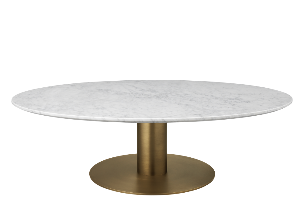 Gubi 2.0 Round Coffee Table by Gubi